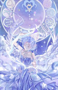 Princess Mercury - Ami Mizuno