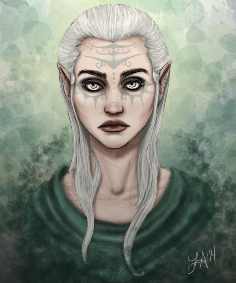 Aisling Lavellan 2 by lisaarevalo