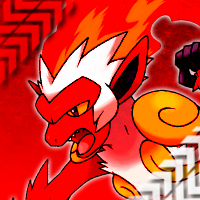 Free To Use: Infernape Icon by StaticxGraphics