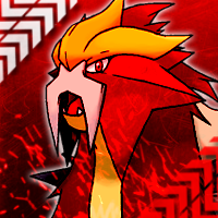 Free To Use: Entei Icon by StaticxGraphics