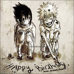 Happy B-day by lalami02