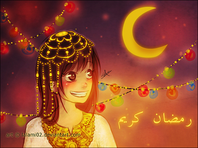 صور انمي رمضان ab270eb9336724b864b4
