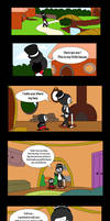 PSMD: The PokeToons the Beginning Chapter 2 Page 1