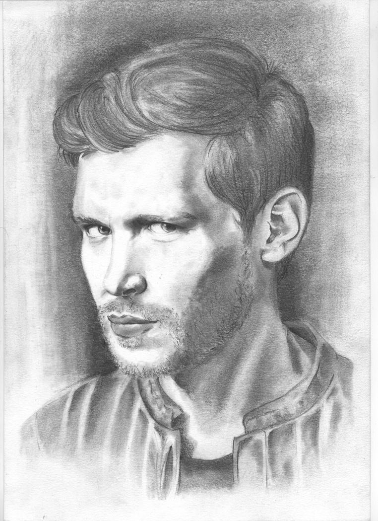 The Vampire Diaries-Niklaus by X-TeO-X