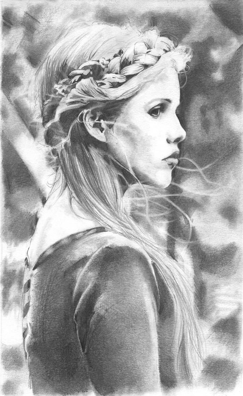 Rebekah like a Princess (The Vampire Diaries) by X-TeO-X