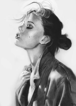 Frida Gustavsson by X-TeO-X