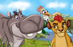 The Lion Guard by AlexaWayne