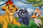The Lion Guard Friendship