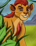 TLG - Kion Young Adult by AlexaWayne