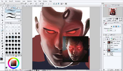 Man of Steel WIP