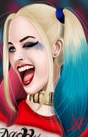 Harley Quinn - Suicide Squad by AlexaWayne