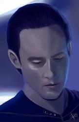 Star Trek The Next Generation - Mr Data