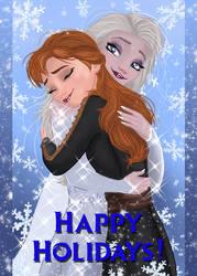 Frozen - Happy Holidays