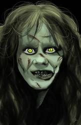 The Exorcist - Regan MacNeill