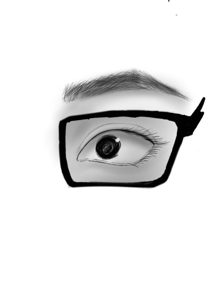 Sketch Your Eye by Ijwtwav