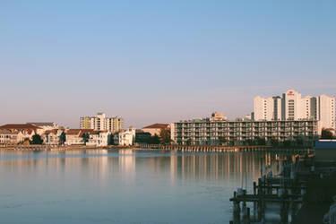 Ocean City Waterfront