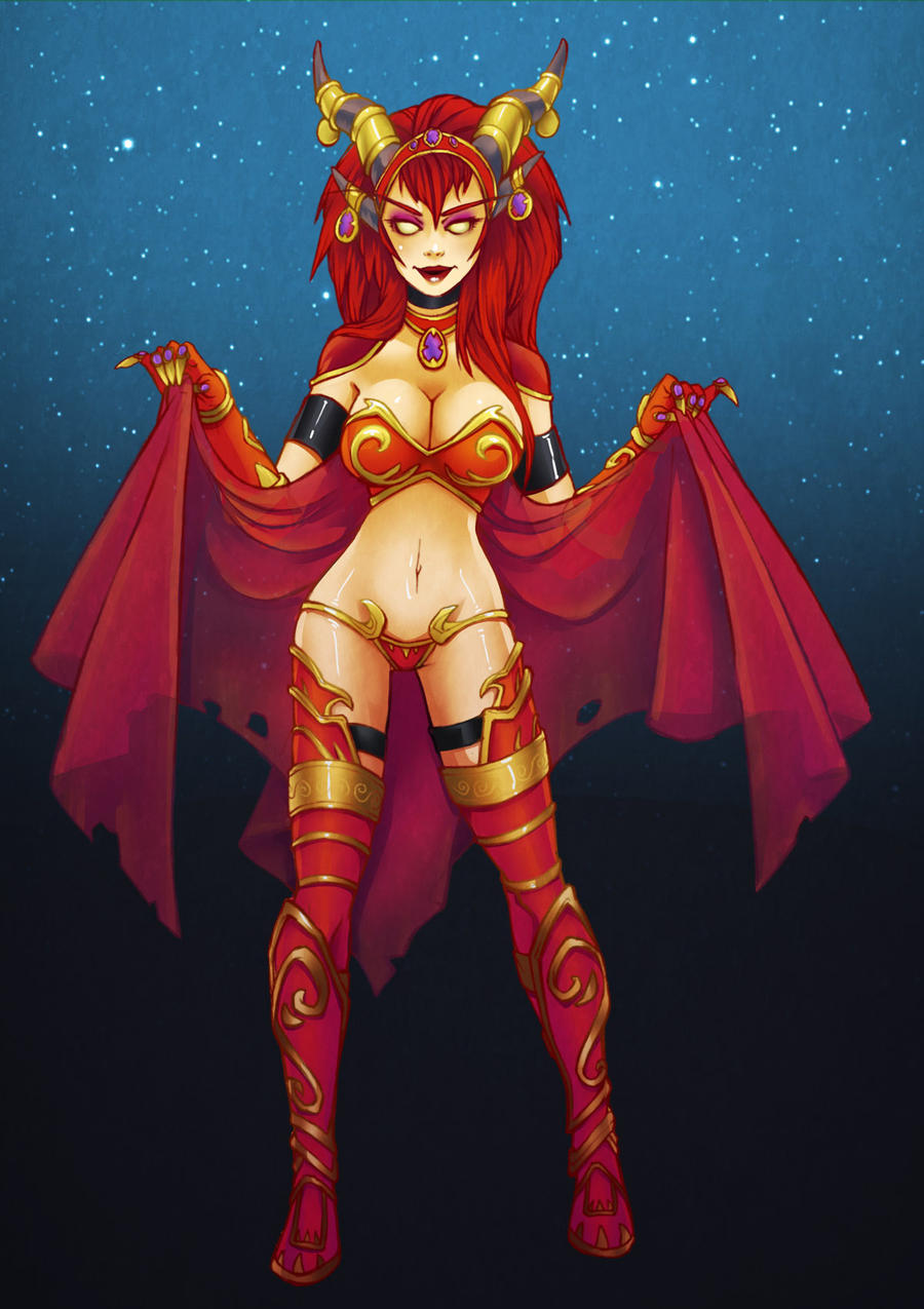 World of warcraft alexstrasza porn nude pic