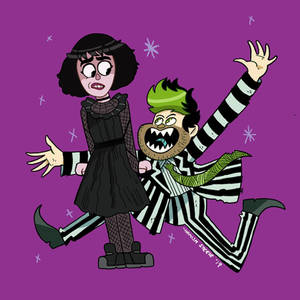 Beetlejuice The Musical The Musical The Musical
