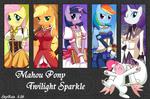 Mahou Pony Twilight Sparkle