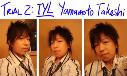 Vote: TYL Yamamoto Takeshi by Verao-Vermelho