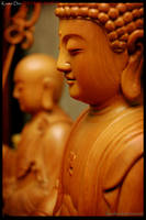 Buddha by kesdee