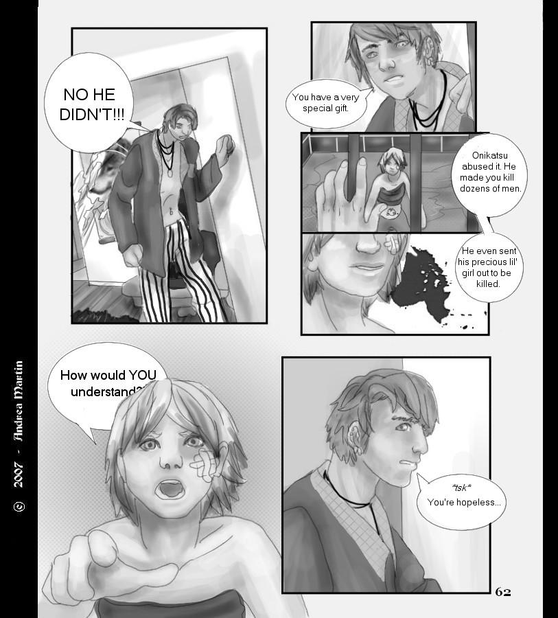+ White Ash - 62 + by whiteash-comic