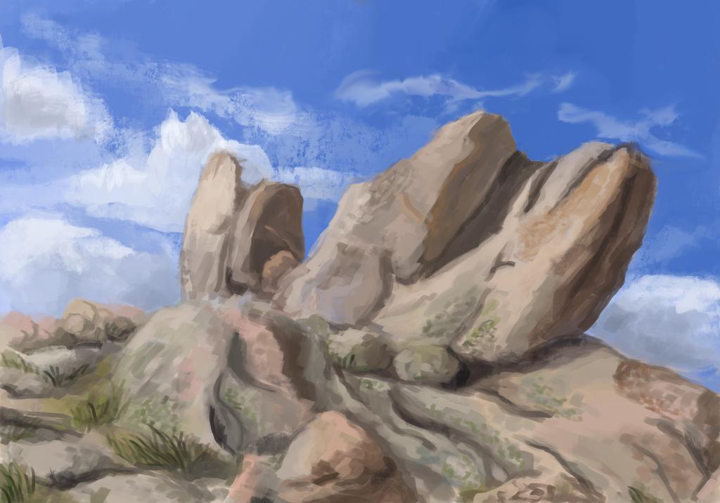 Rocks by voodoocat97