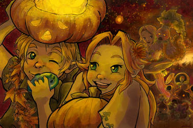 Harvest by AudGreen