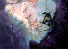 Skyrim by AudGreen
