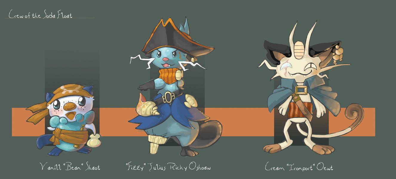 Pirates Rule 34