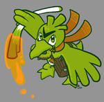 Farfetch'd Mascot