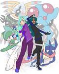 Nico and Arika