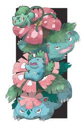 Bulbasaur Evolve