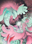 Silver and Lugia