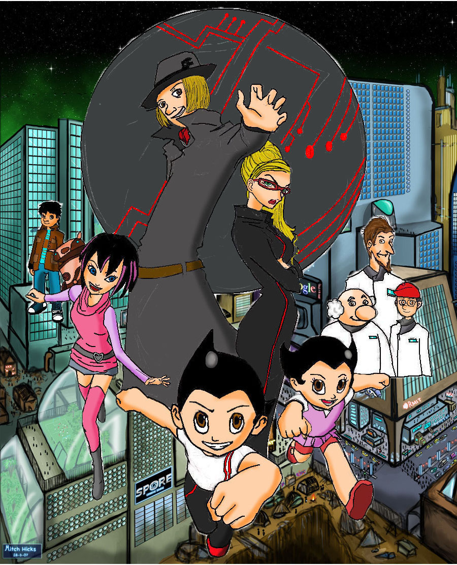What would you want for an Astro Boy 2 movie? - Page 2 - AstroBoy ...