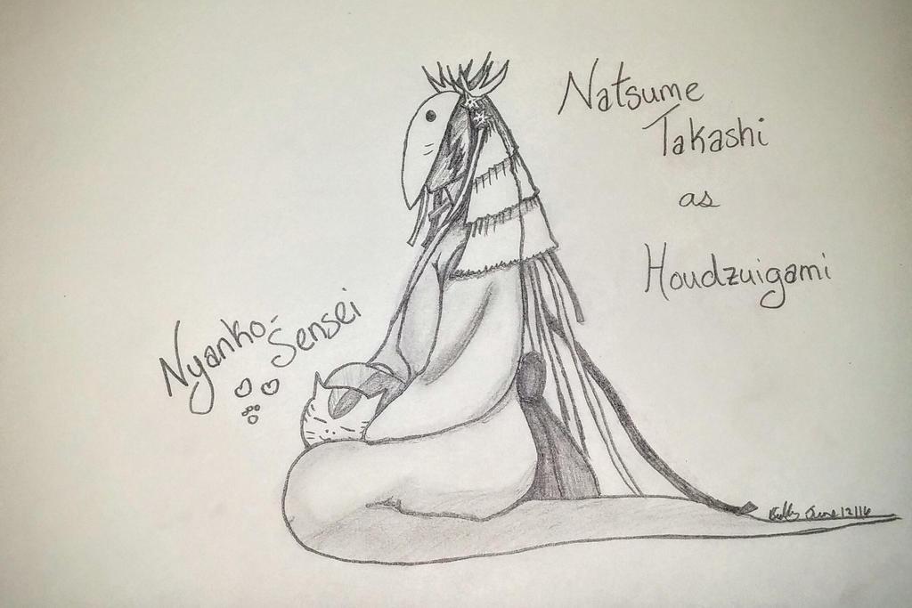 Natsume by londonrain