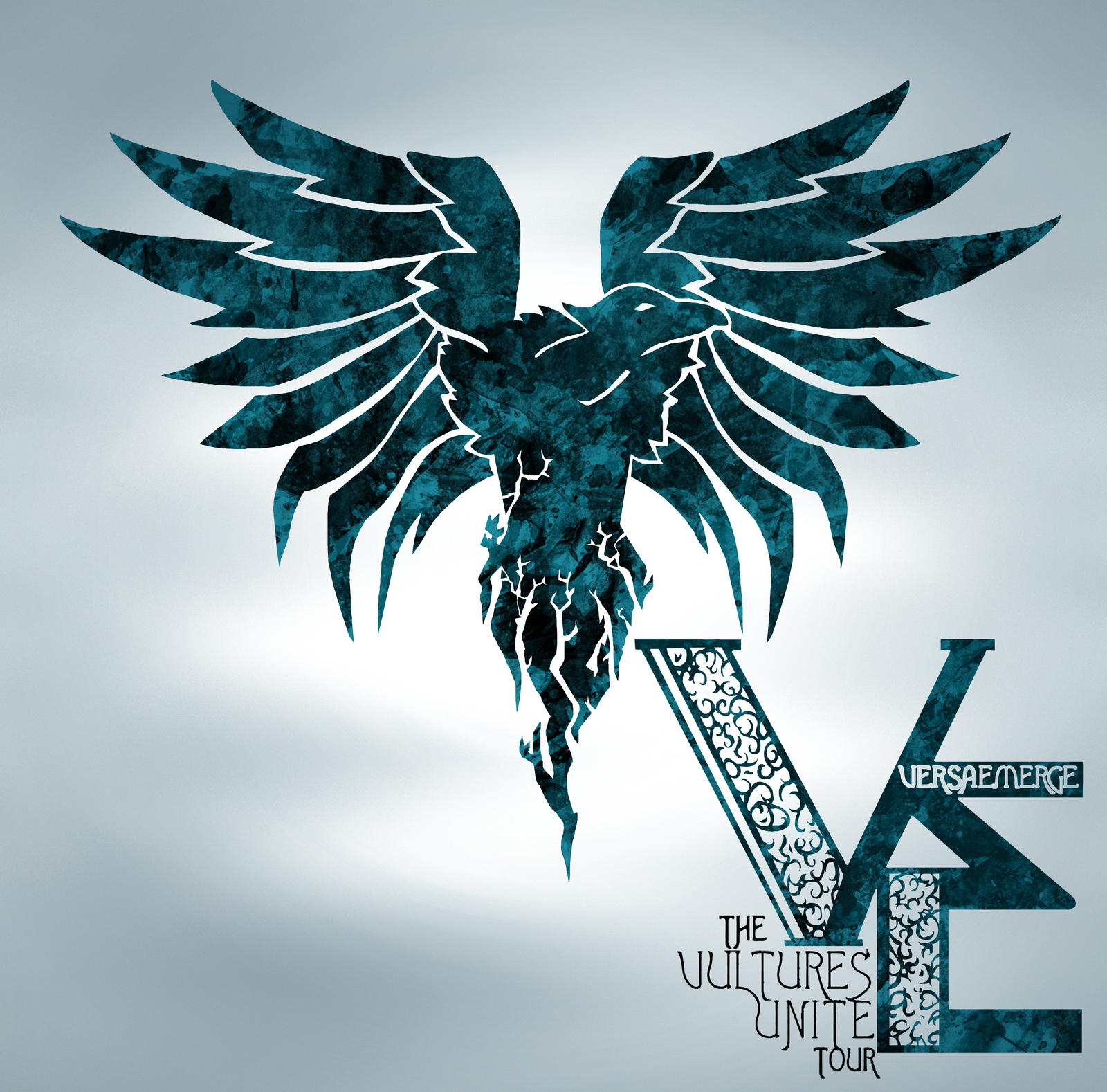 VERSAEMERGE CD COVER DESIGN By FATALxFRAME On DeviantArt