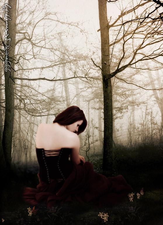 The Solitude by NemesisDivina666