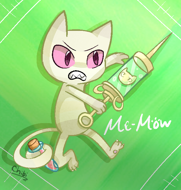 Me-Mow by Sunnynoga