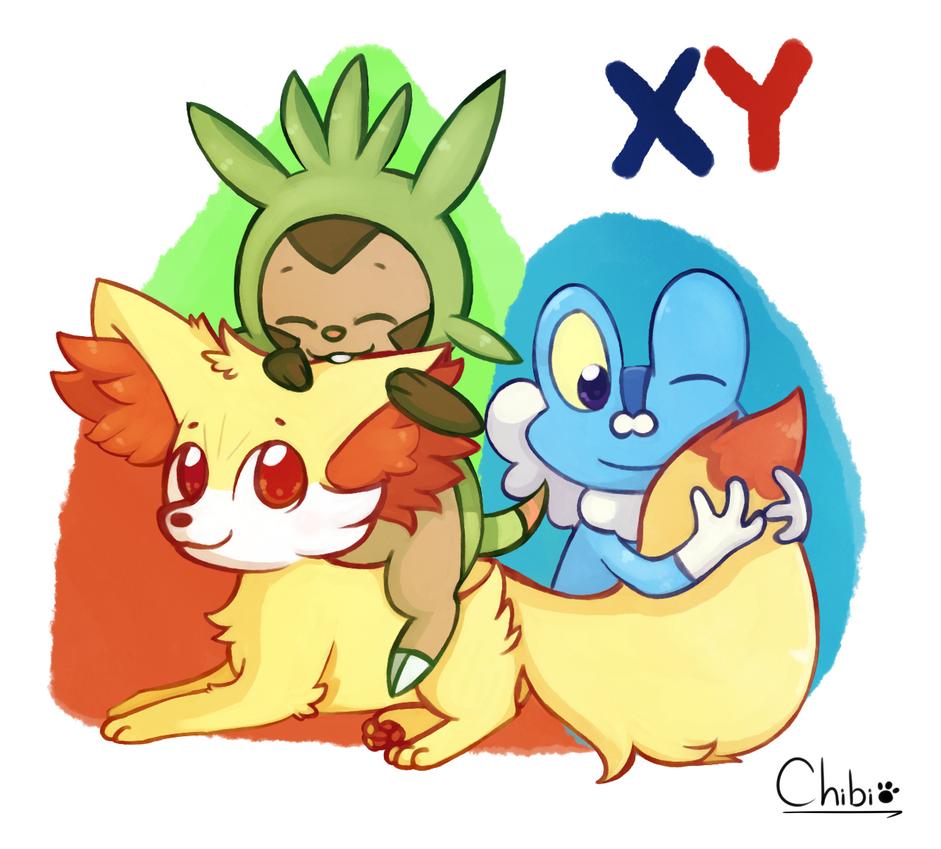 XY by Sunnynoga