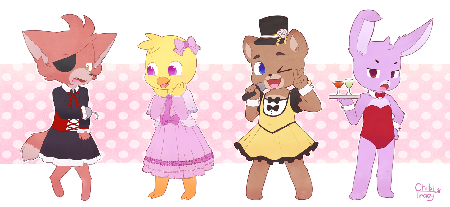 Dress up five nights at freedys - Dress To Impress By Sunnynoga Dress To Impress By Sunnynoga