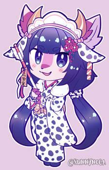 Chibi Yuuka