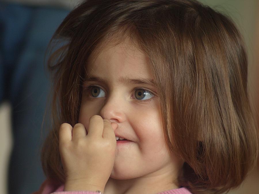 My Sweet Niece by sandor99
