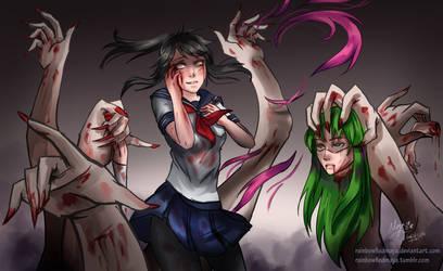 The Real Demon by ZakuraRain