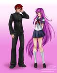 Haruto and Waifu