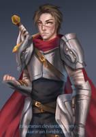 Commission : Armour by ZakuraRain