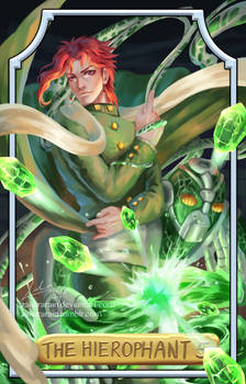 The Hierophant 5