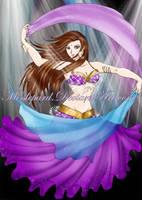 Belly Dance Mariel by misslepard