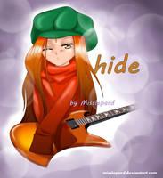 chibi hide by misslepard
