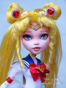 Sailor Moon custom doll
